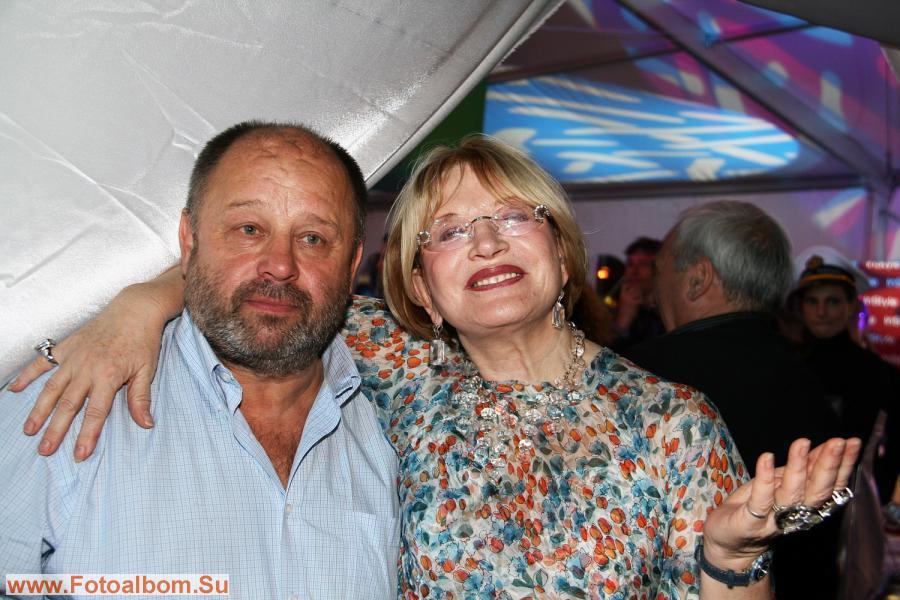 Актеры Владимир Ильин и Людмила Максакова