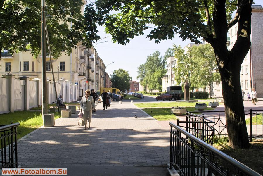Для меня Кронштадт это город молодости моих родителей.