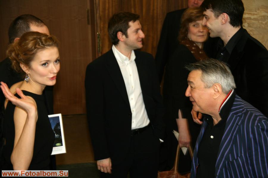 Надежда Михалкова,  Резо Гигинейшвили, Алимжан Тохтахунов
