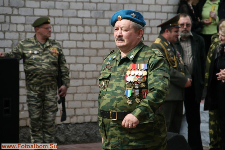 Комендант сборов полковник Матвейчук.