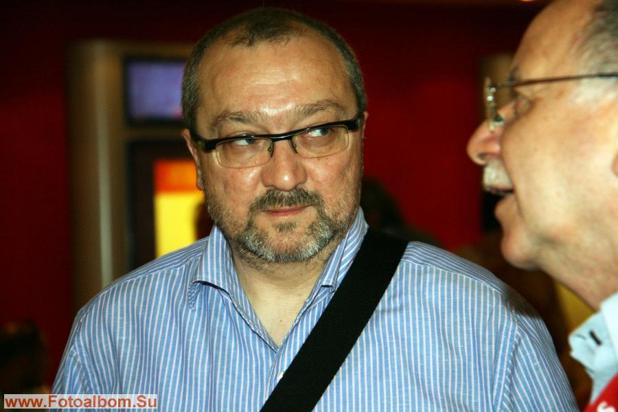 Глава кинокомпании Централ Партнершип Рубен Дидишян