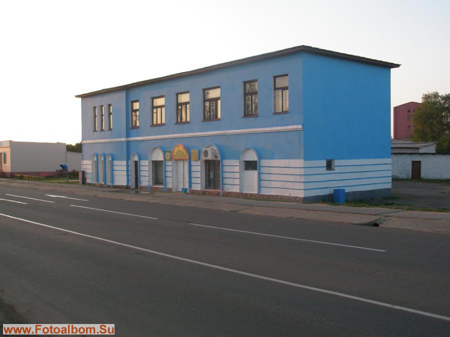 У вокзала