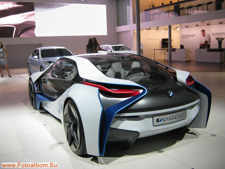 Концепт BMW Vision (БМВ Вижн).