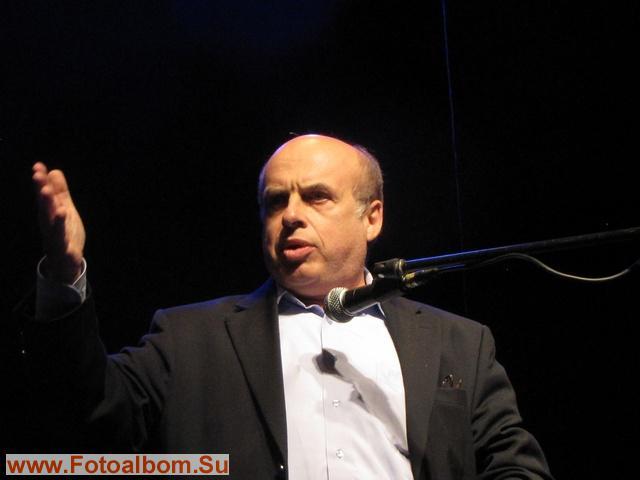 Председатель Еврейского комитета Натан Щаранский
