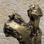 Выставка скульптур «Библейские сюжеты»