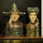 Выставка художественных кукол