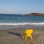 Домики у моря