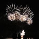 Фестиваль фейерверков «Серебряная ладья» в Костроме
