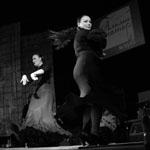 Еще один  вечер фламенко с «Almas del Fuego»