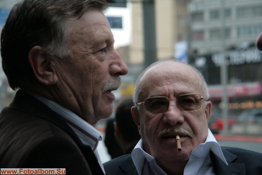 Элизбар Караваев и Эдуард Володарский