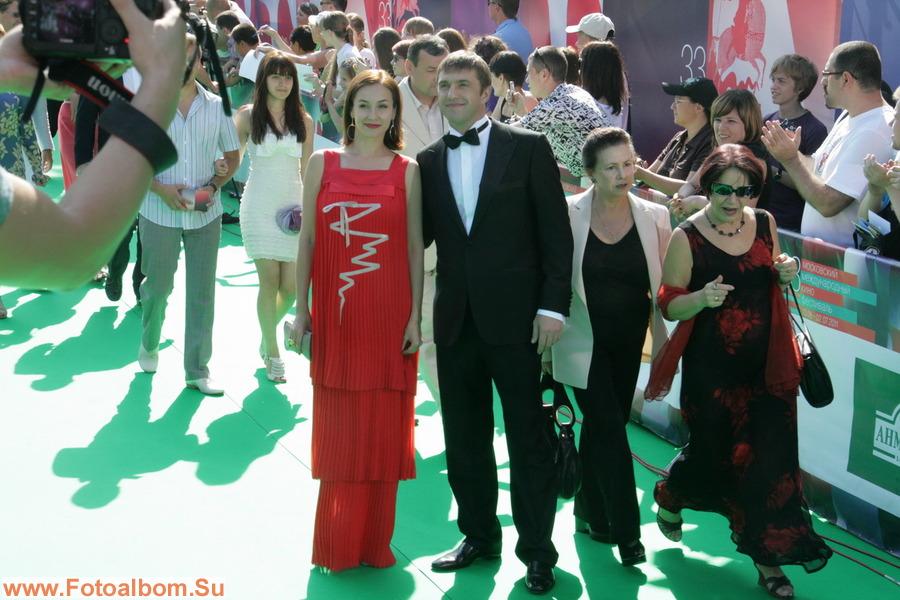 Владимир Вдовиченков с женой Ольгой Филипповой