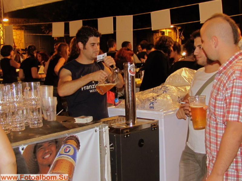 Продавец пива-2