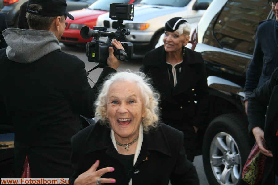 90-летняя актриса Зоя Толбухина озвучивала роль Светличной в