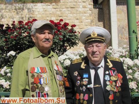 Рафаил Рабинович(слева) и Давид Трибельский