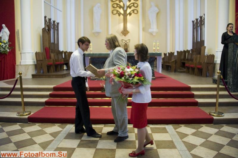 Поздравление Михаила Каталикова - III место
