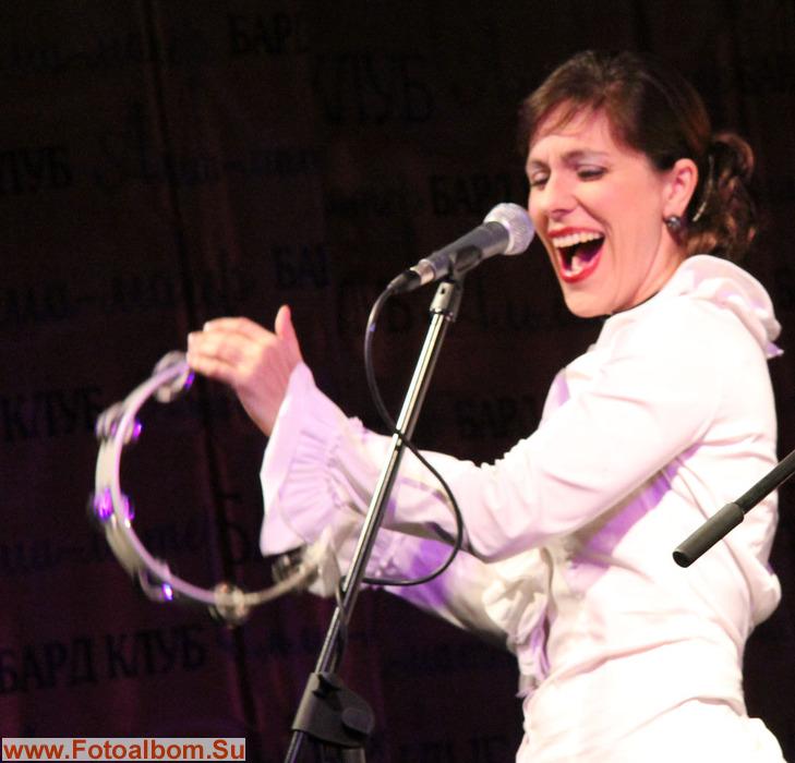 Нина Мошкина (вокал)