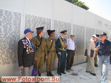 Стена памяти танкистов