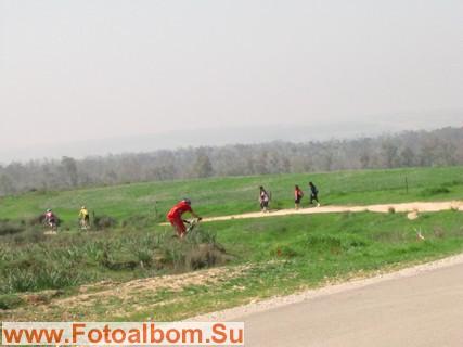 Велотуризм-популярный спорт в Израиле