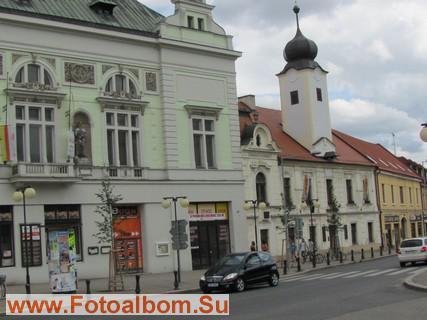 Улица в центре города